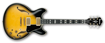 Ibanez AS Series AS200 VYS