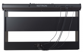 KETRON AMPLIFICATION & STAND FOR GP1