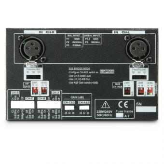 Ram Audio Analogue Processor S