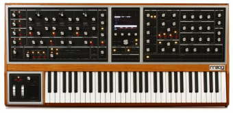 Moog One Polyphonic Synthesizer 16-Voice