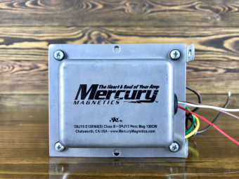 Mercury Magnetics o100JM transformer БУ