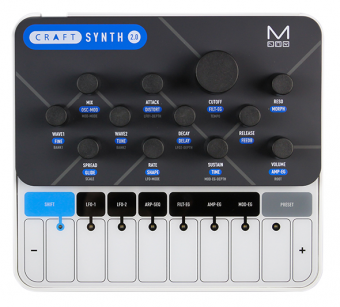Modal CRAFT synth 2.0