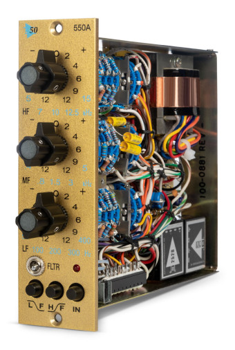 API Audio 550A - 50th Anniversary Edition