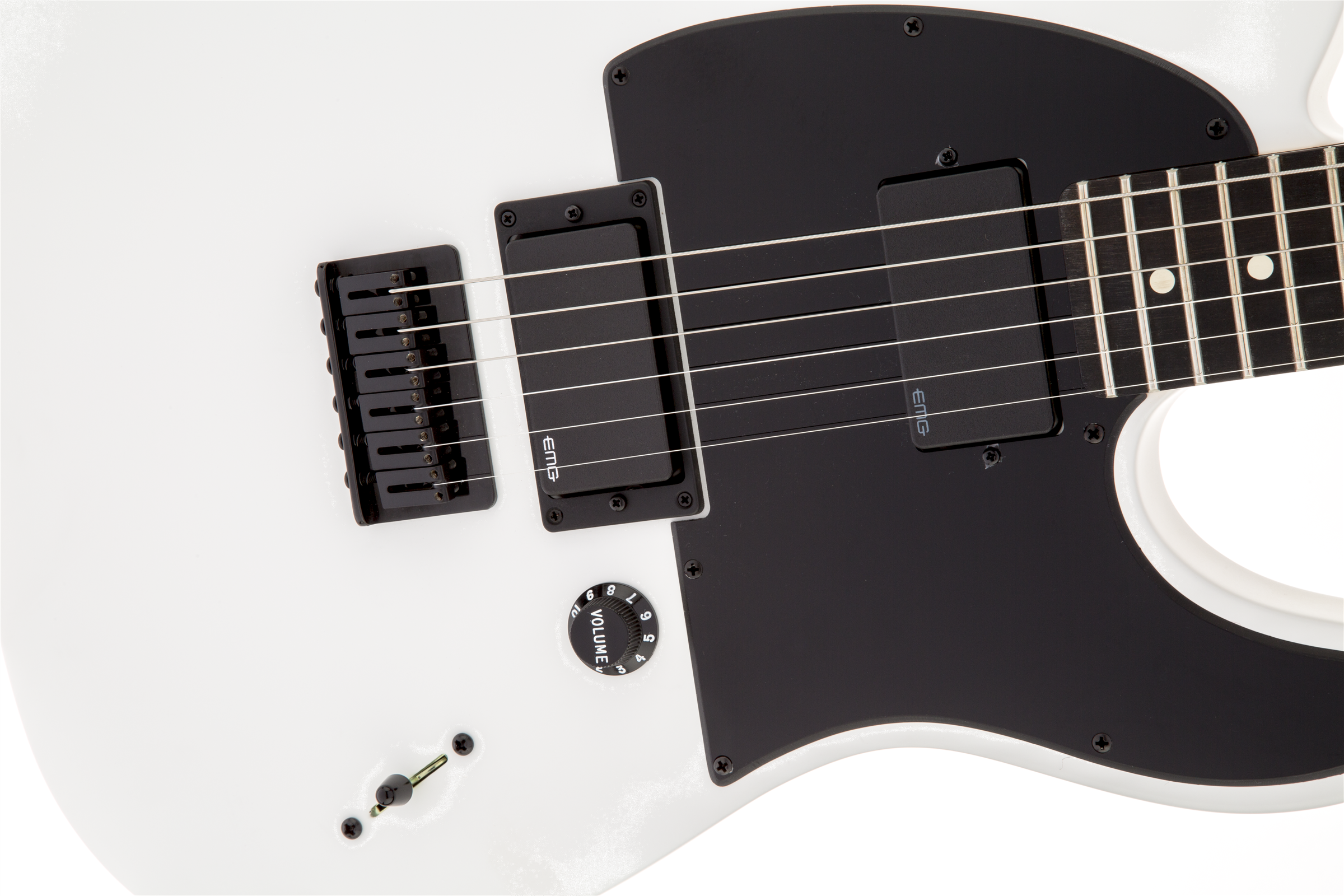 Buy Fender Jim Root Telecaster Ebony Fretboard Flat White Electric Guitars Amazoncom FREE DELIVERY possible on eligible purchases