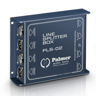 Palmer PLS 02 - Dual Channel Line Splitter